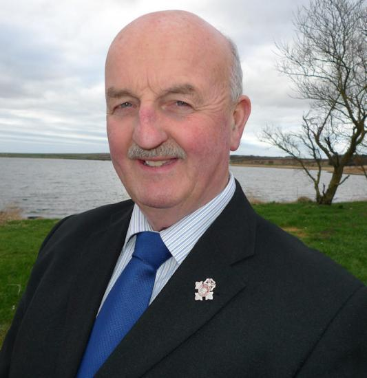 Photograph of Council Elections - Landward Caithness - A I Willie Mackay - Independent