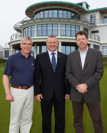 Photograph of Council welcomes Scottish Open golf fans to the Highlands