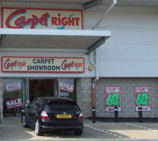 Photograph of CarpetRIGHT  - The Latest New Shop At Wick Retail Park Opens