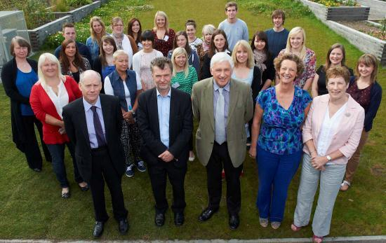 Photograph of Probationer Teachers Welcomed To The Highlands