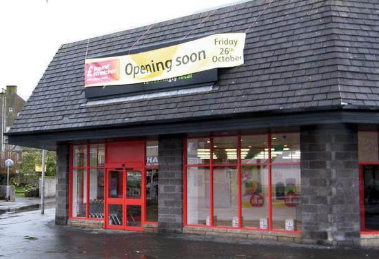 Photograph of Poundstretcher - Opening 26th October In Wick