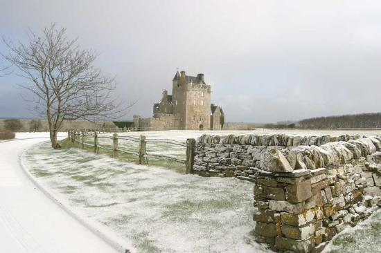 Photograph of Connoisseurs Christmas At Ackergill Tower