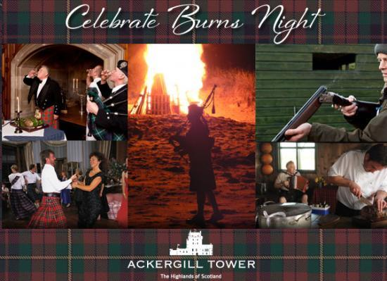 Photograph of 2 Day Burns Night Spectacular