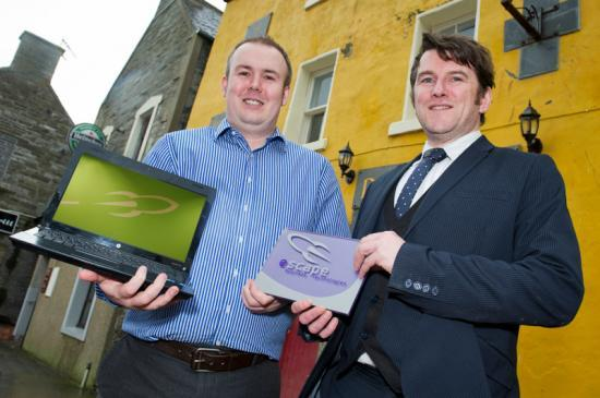 Photograph of IT company expands workforce at its Thurso base