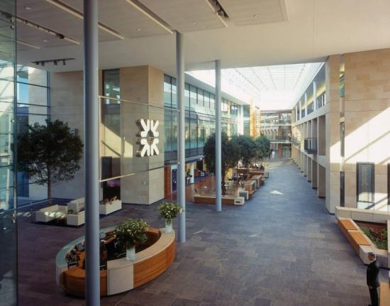Photograph of Caithness Flagstone Helps Royal Bank Headquarters Win National Award