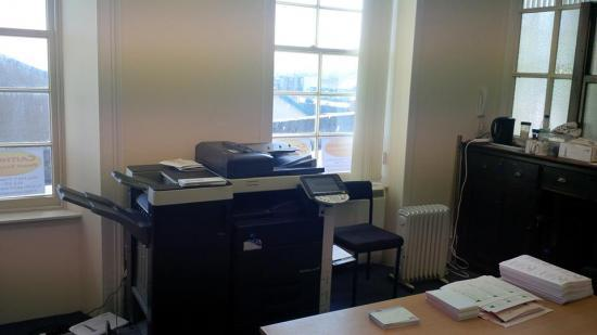 Photograph of Caithness Print Solutions Moved To Larger Premises