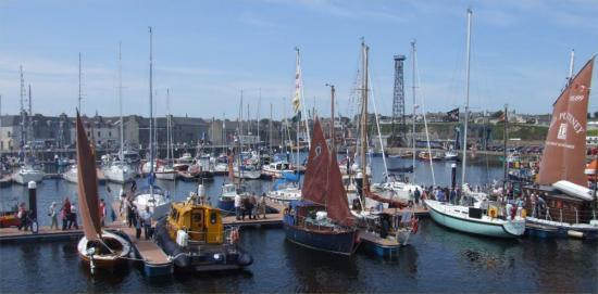 Photograph of Wick Harbour Authority to benefit from Axis 4 European Fisheries Funding
