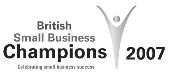 Photograph of Enter British Small Business Champions 2007