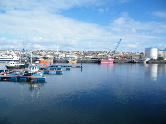Photograph of Wick Harbour Takes A Big Step Forward With New Funding
