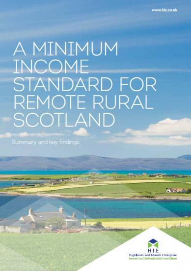 Photograph of Research Reveals Remote Rural Scotland�s Minimum Income Standard