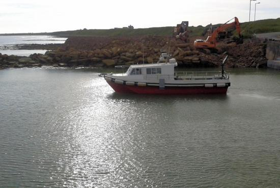 Photograph of Debut Visit To Gills Harbour
