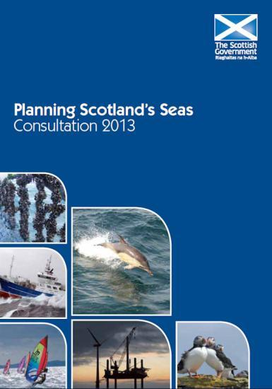 Photograph of Marine Planning Consultation