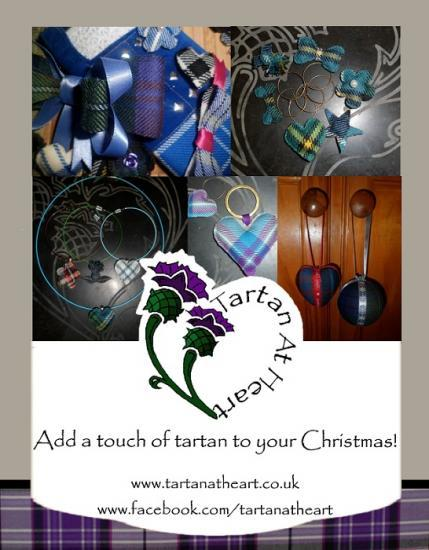 Photograph of Add A Touch Of Tartan To Your Christmas