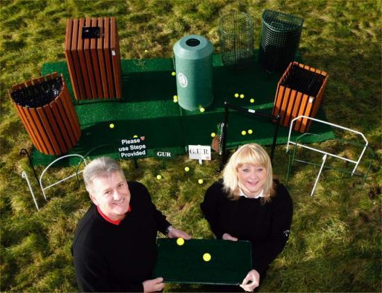 Photograph of Wick Manufacturer Of Golf Course Products Set For Growth