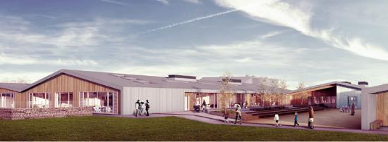 Photograph of Planning go ahead for new Wick North Primary School
