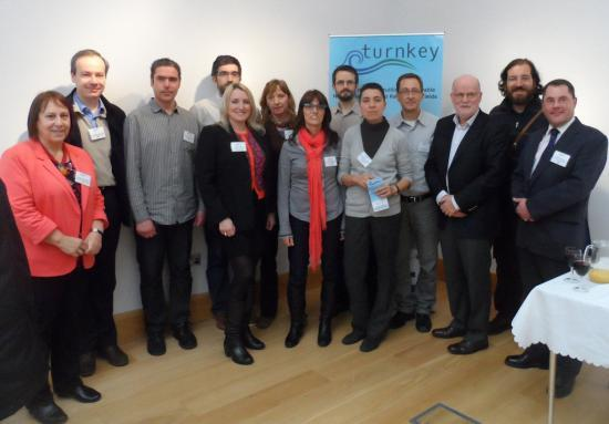 Photograph of ERI Met New Partners In Thurso To Kick Off Turnkey Project