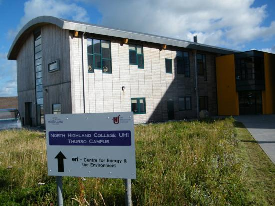 Photograph of Tour Your Local UHI Campus