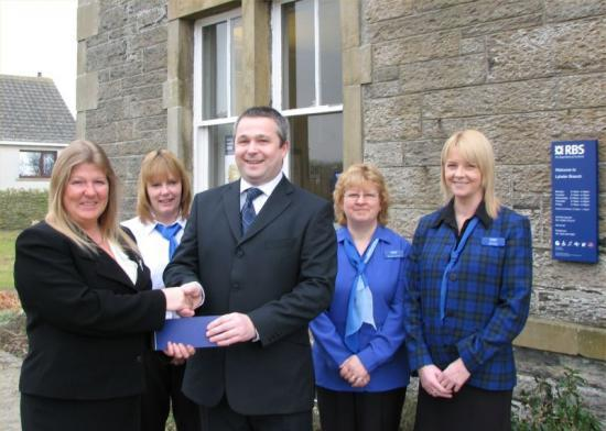 Photograph of Mey Selections Moves Bank Account To A Local Caithness Branch Of RBS In Lybster