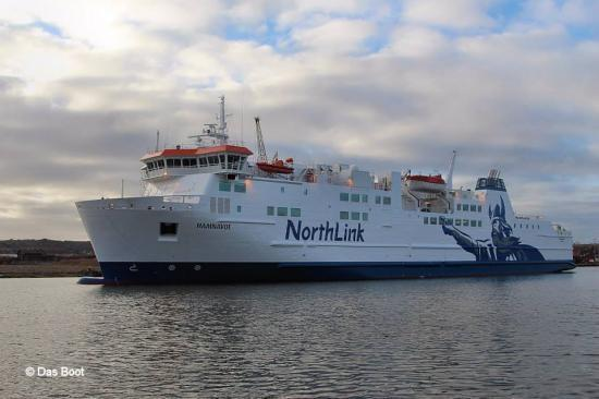 Photograph of Serco NorthLink Ferries Welcomes 2015 Bookings