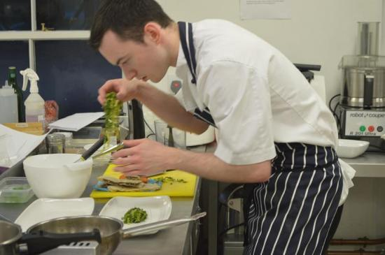 Photograph of Thurso chef crowned Young Highland Chef of the Year