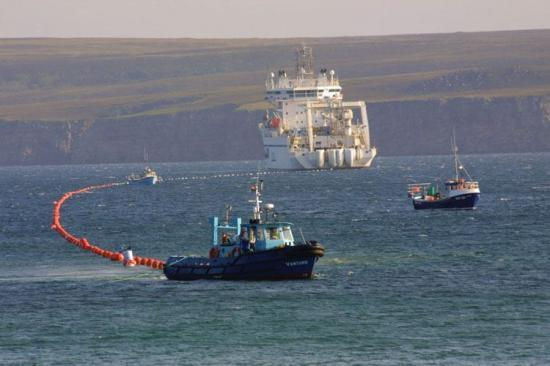 Photograph of Billion Pound Cable To Link Caithness And Moray