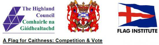 Photograph of Your Chance To Design A Caithness Flag