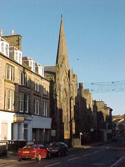 Photograph of Bridge Street Church, Wick To Become Furniture Store