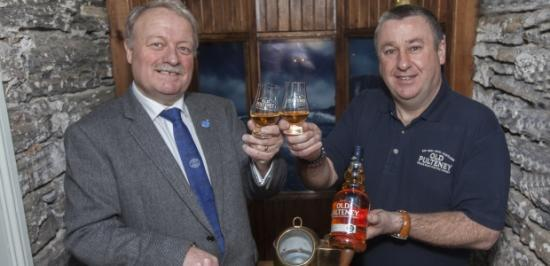 Photograph of Old Pulteney Launches new Mission for Charity