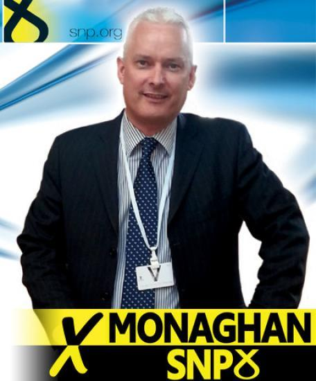 Photograph of SNP Candidate Paul Monaghan To Speak In Thurso