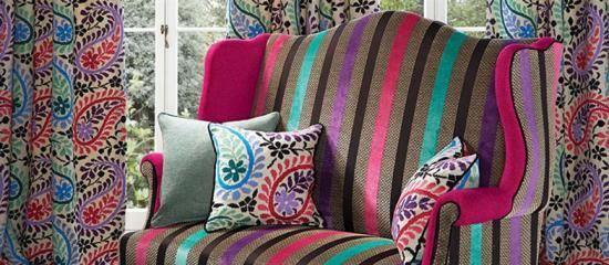 Photograph of Soft Furnishings by Jean