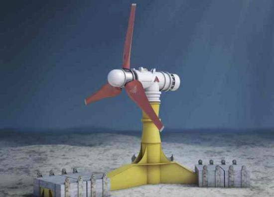 Photograph of SCHOTTEL HYDRO supplies to world's largest tidal energy project MeyGen