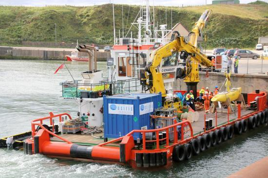 Photograph of Gills Harbour Sees More Activity To Progress Energy Projects