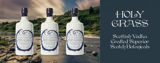 Photograph of Discover Holy Grass Vodka - A wonder from the wilderness