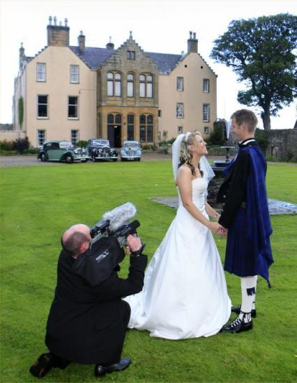 Photograph of Thurso Wedding Videographer Short-listed For Award