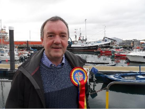 Photograph of Independent candidate standing in Highlands and Islands constituency