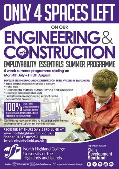 Photograph of Engineering and Construction Employability Essentials