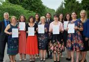 Thumbnail for article : DLITE in Highland - student teachers graduate using distance learning programme
