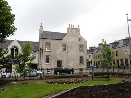 Photograph of Restored Thurso building to throw open its doors