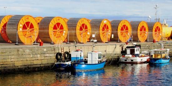 Photograph of CAITHNESS-MORAY PROJECT POWERING A £640M BOOST TO THE ECONOMY