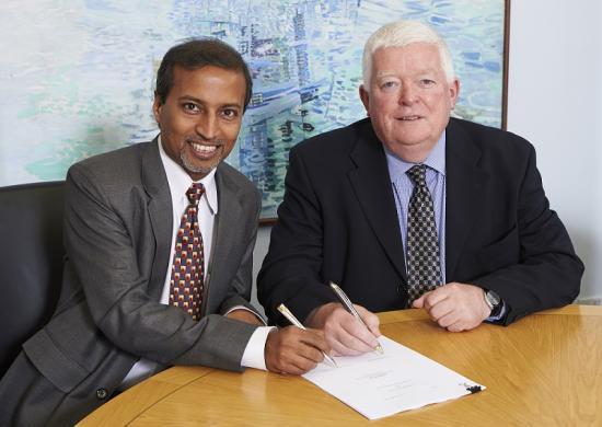 Photograph of Council awards new ICT Contract To Gain £11 Million of Savings