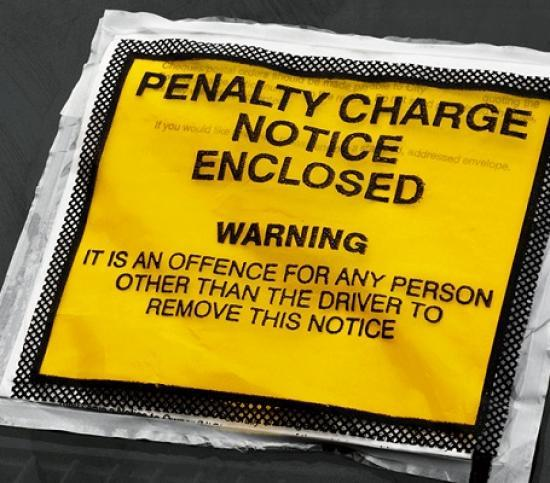 Photograph of Changes to parking fine enforcement in Highland