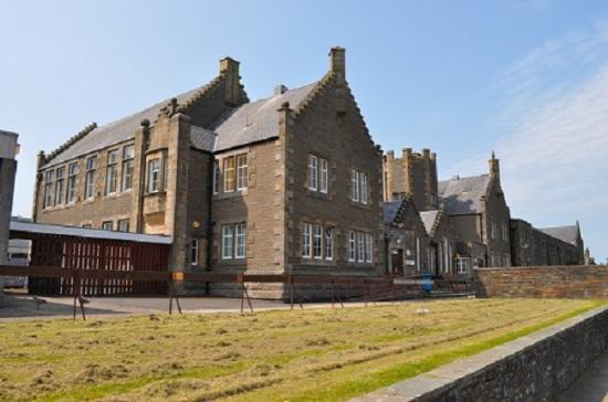 Photograph of Development Opportunity  - Old Wick High School For Sale