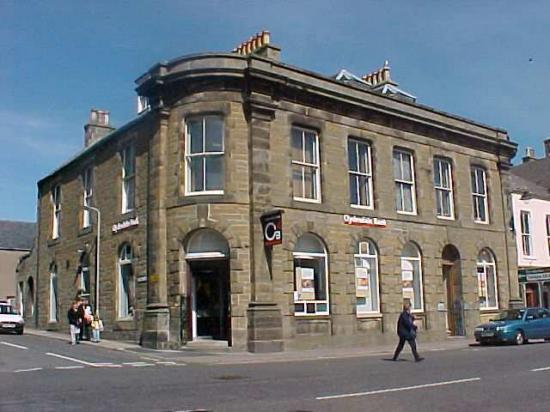 Photograph of Clydesdale Bank Branch in Thurso To Close