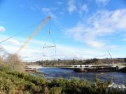 Thumbnail for article : New West Link Bridge Spans The River In Inverness