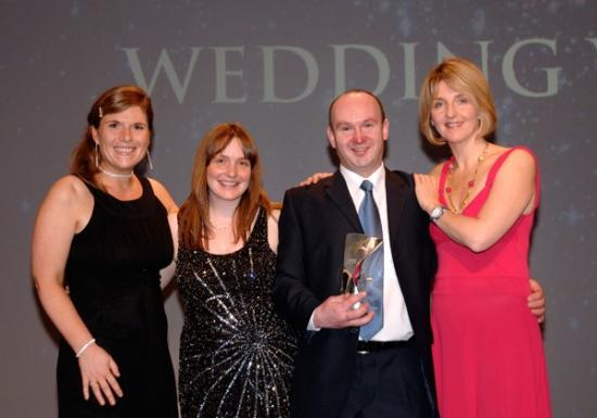 Photograph of Caithness Video Firm voted Outstanding Wedding Videographer