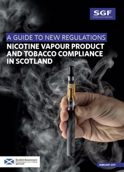 Photograph of E-cigarette Restrictions - New rules for purchase and supply of vapour products