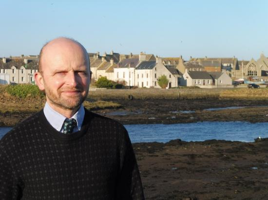 Photograph of Council Election - Matthew Reiss - Independent - Thurso And North West Caithness