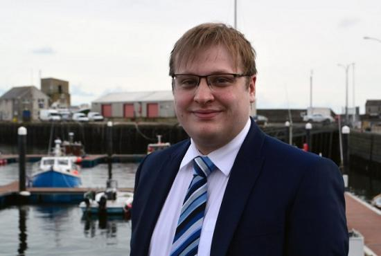 Photograph of Luke Graham - Scottish Liberal Democrats - Wick & East Caithness