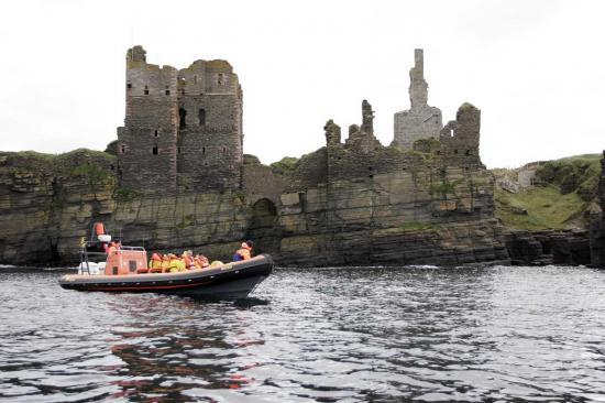 Photograph of Caithness Seacoast Adventure Tours 2017 Season