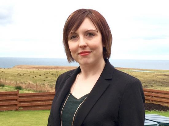 Photograph of Nicola Sinclair - Independent - Wick & East Caithness